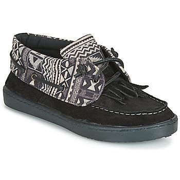Cipők Női Rövid szárú edzőcipők André MARGUERITE 8 Fekete