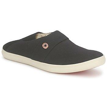 Cipők Belebújós cipők Dragon Sea XIAN TOILE Fekete