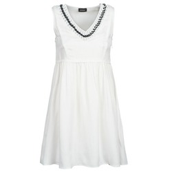 Ruhák Női Rövid ruhák Kookaï BATUILLE Fehér
