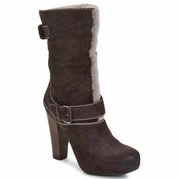 Cipők Női Bokacsizmák Vic EFARAT Barna