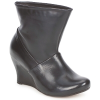 Cipők Női Bokacsizmák Vialis SILINI Fekete