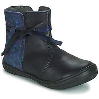 Cipők Lány Csizmák André FLOTTE Tengerész