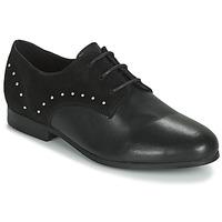 Cipők Lány Oxford cipők André MELISSE Fekete