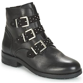 Cipők Női Csizmák André TITUS Fekete