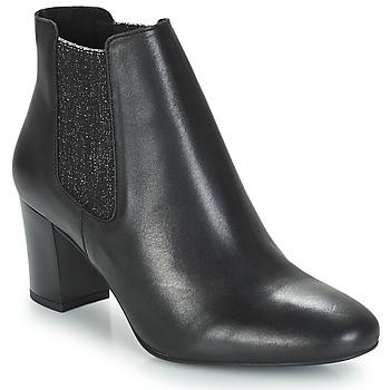 Cipők Női Csizmák André FONDANT Fekete