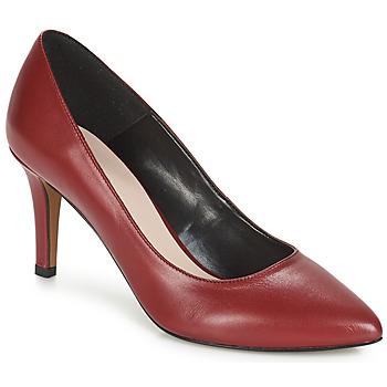 Cipők Női Félcipők André ADRIENNE Piros