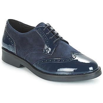 Cipők Női Oxford cipők André CASPER Tengerész