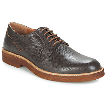 Cipők Férfi Oxford cipők André MAUI Barna