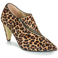 Cipők Női Bokacsizmák Lola Ramona RAMONA Leopárd