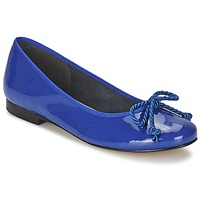 Cipők Női Balerina cipők / babák Betty London LIVIANO Tengerész