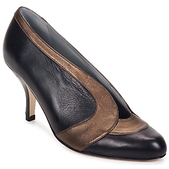 Cipők Női Félcipők Fred Marzo MADO BOOT Penge / Bronz