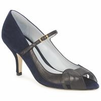 Cipők Női Félcipők Fred Marzo MADO BAB'S Fekete