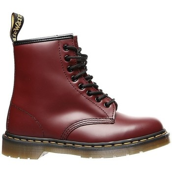 Cipők Női Csizmák Dr Martens Cherry Red Smooth