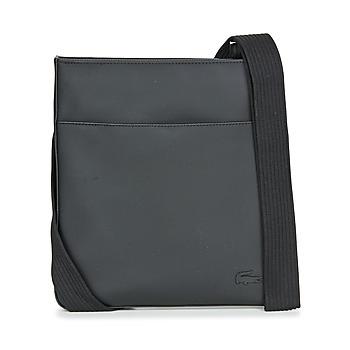Táskák Férfi Kistáskák Lacoste MEN'S CLASSIC Fekete