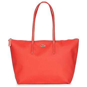 Táskák Női Bevásárló szatyrok / Bevásárló táskák Lacoste L 12 12 CONCEPT Piros