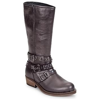 Shoes Lány Városi csizmák Hip NIEGRA Barna