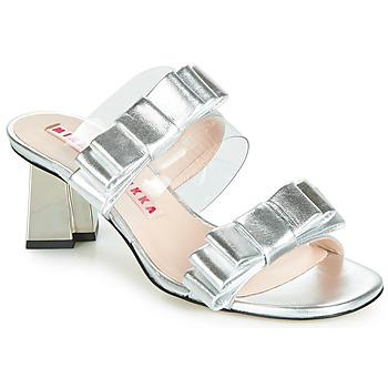 Cipők Női Szandálok / Saruk Minna Parikka FELIZ Ezüst