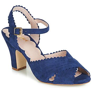 Cipők Női Szandálok / Saruk Miss L'Fire BEATRIZ Kék