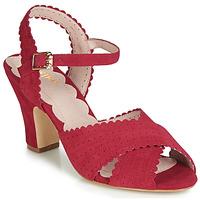 Cipők Női Szandálok / Saruk Miss L'Fire BEATRIZ Piros