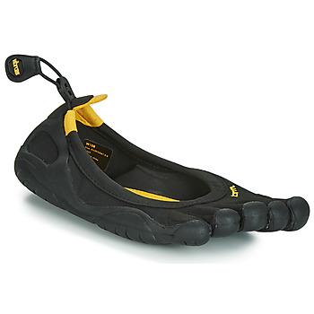 Cipők Női Multisport Vibram Fivefingers CLASSIC Fekete  / Citromsárga