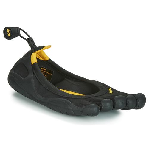3b25431abe66 Cipők Női Multisport Vibram Fivefingers CLASSIC Fekete / Citromsárga
