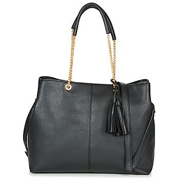 Táskák Női Bevásárló szatyrok / Bevásárló táskák André JESSICA Fekete