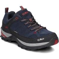 Cipők Férfi Rövid szárú edzőcipők Cmp Rigel Low Czarne,Granatowe