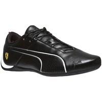 Cipők Férfi Rövid szárú edzőcipők Puma Future Cat SF Ultra Ferrari Fekete