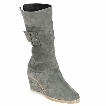 Cipők Női Bokacsizmák Regard RUBANO Szürke