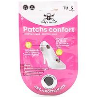 Kiegészítők Női Cipő kiegészítők Lady's Secret COUSSINETS ANTI-DOULEUR NO HURT Fekete
