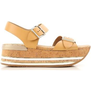 Cipők Női Szandálok / Saruk Hogan HXW3540AA40D0WC611 beige