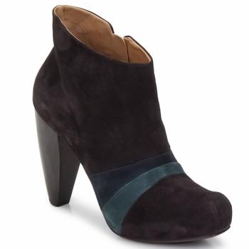 Cipők Női Bokacsizmák Coclico LESSING Barna