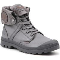 Cipők Túracipők Palladium Buty lifestylowe  PLBRS BGZ L2 U 73080-021-M szary
