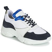 Cipők Női Rövid szárú edzőcipők Ikks RUNNING Fehér