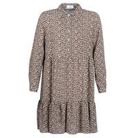 Ruhák Női Rövid ruhák Betty London JECREHOU Bézs / Barna
