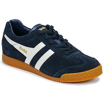 Cipők Férfi Rövid szárú edzőcipők Gola HARRIER Kék