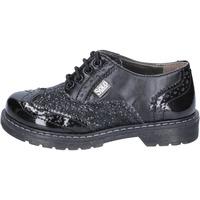 Cipők Lány Oxford cipők Solo Soprani BT296 Fekete