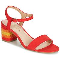 Cipők Női Szandálok / Saruk Ravel CLEMONT Narancssárga