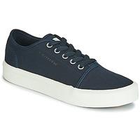 Cipők Férfi Rövid szárú edzőcipők G-Star Raw STRETT II Kék