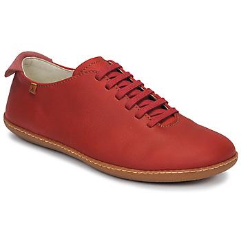Cipők Rövid szárú edzőcipők El Naturalista EL VIAJERO Piros