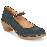 Cipők Női Félcipők El Naturalista AQUA Fekete
