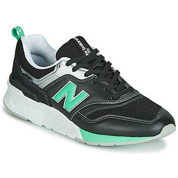 Cipők Női Rövid szárú edzőcipők New Balance CW997 Szürke