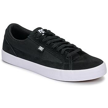 Cipők Férfi Rövid szárú edzőcipők DC Shoes LYNNFIELD M SHOE BKW Fekete