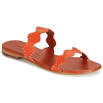 Cipők Női Szandálok / Saruk Melvin & Hamilton HANNA 46 Narancssárga