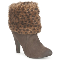 Shoes Női Bokacsizmák StylistClick JOYCE Barna