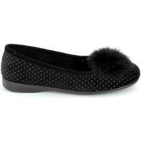 Cipők Női Balerina cipők  Boissy Ballerine JH2325 Noir Fekete
