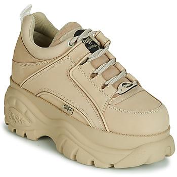 Cipők Női Rövid szárú edzőcipők Buffalo 1533046 Bézs
