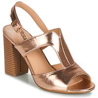 Cipők Női Szandálok / Saruk Moony Mood JALILIA Bronz