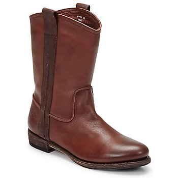 Cipők Férfi Csizmák Blackstone BOLOGNA HORSES Barna
