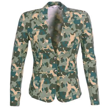 Ruhák Női Kabátok / Blézerek Les Petites Bombes AZITAZ Sokszínű